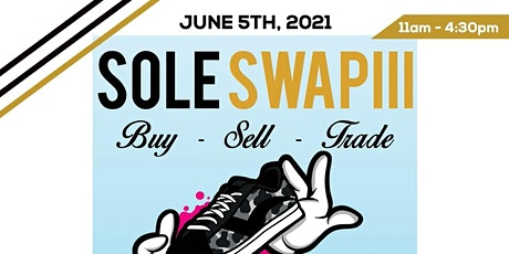 SOLE SWAP 3 tickets