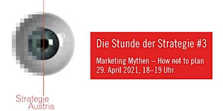 Die Stunde der Strategie #3 mit Thomas Limbüchler Tickets