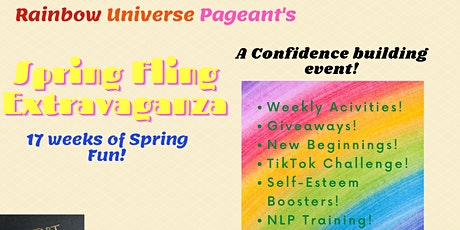 Spring Fling Confidence Building Extravaganza tickets