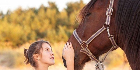 Healing with Horses - Gold Star Child Equine Clinic tickets
