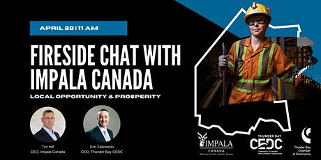Fireside  Chat with Impala Canada tickets