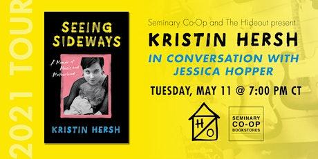 Kristin Hersh -- Seeing Sideways: A Memoir of Music and Motherhood tickets
