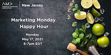 Marketing Monday Happy Hour tickets