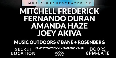 Nocturnal Oasis // April 17th // Casa Nonna in Wynwood tickets