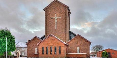 Sunday Mass, 25 April 2021 @ 12 Noon tickets