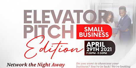 Elevator Pitch - Small Business Edition tickets