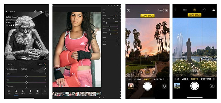Mastering Lightroom Mobile & iPhoneography image