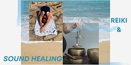 Restorative Yoga, Reiki and Sound Healing on Cranes Beach tickets