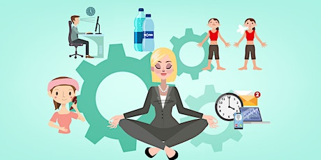 CHC VIRTUAL Information & Networking Event - Wellness in the Workplace tickets