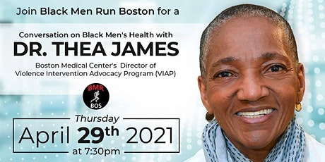 BMR Boston Conversations feat. Dr. Thea James tickets