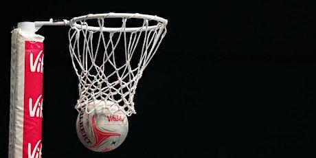 Belper Netball - Intermediate, England Netball Now tickets
