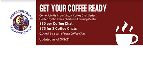 Coffee Chat - Children's Comedy Night tickets