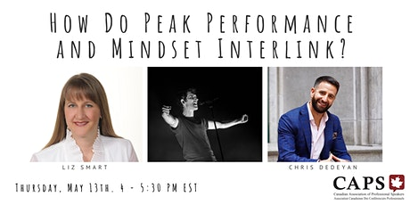 How Do Peak Performance and Mindset Interlink? tickets