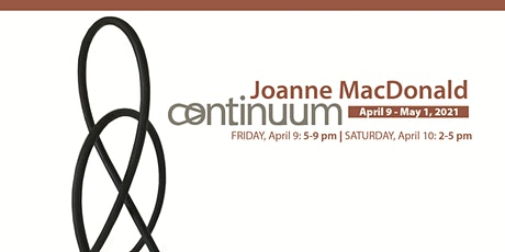 "Joanne MacDonald - ""CONTINUUM"" tickets"