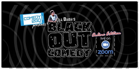 Comedy2Go presents: Ola Dada's Black Out Comedy tickets