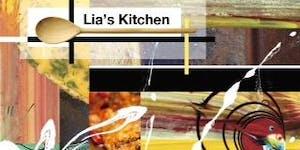 Lia's Kitchen at Shelley Gardens Community Food...
