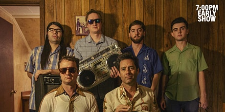 Lost Bayou Ramblers (7:00PM) tickets