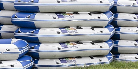 Raft Sale (Inflatable 4 person raft with 2 PFDs) tickets