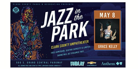 Jazz In The Park featuring GRACE KELLY tickets