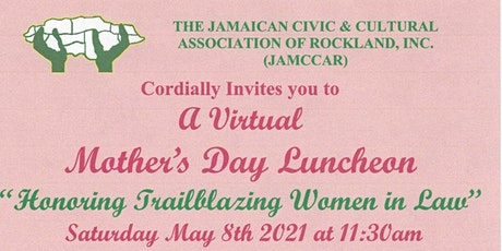 A Virtual Mother's Day Luncheon tickets