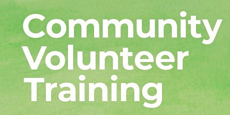 Community Volunteer Training: Teaching Technology to Adult Learners tickets