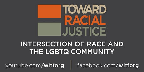 Intersection of race and the LGBTQ community tickets