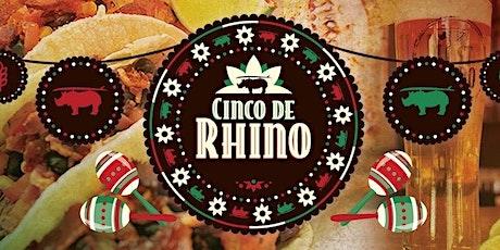 Lost Rhino Brewery's Cinco de Rhino Celebration tickets