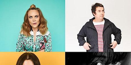 Happy Mondays Comedy Lockdown Live  :Paul McCaffrey , Joanne McNally & more tickets