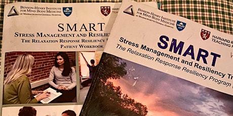 8-Week Virtual Stress Management & Resiliency Training  (SMART) Program tickets