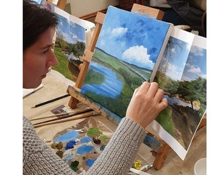 Oil Painting for Beginners Workshop image