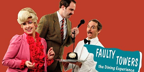 Faulty Towers Dining Experience tickets