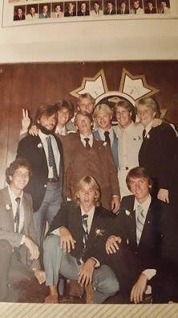 40 YEAR REUNION PARTY- (Hk1 - Beta Psi (Non-Sanctioned) image