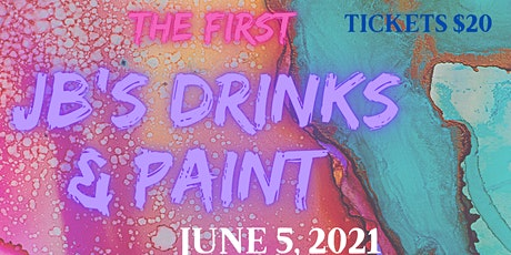 Jbs Drink & Paint tickets