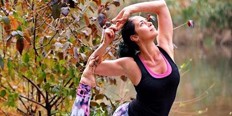 Restorative & Stretching Yoga LIVE STREAM billets