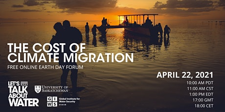 The Cost of Climate Migration tickets