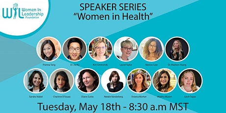 "Speaker Series ""Women in Health"" tickets"