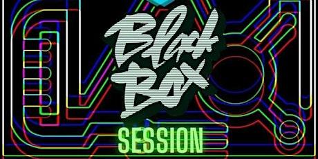 Black Box Session entradas