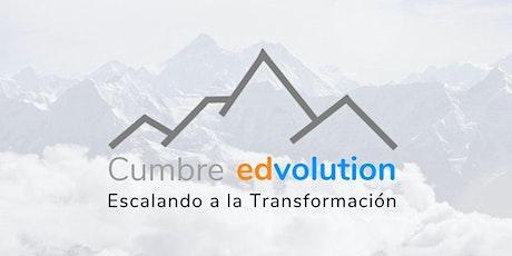 Cumbre Edvolution 2021 entradas
