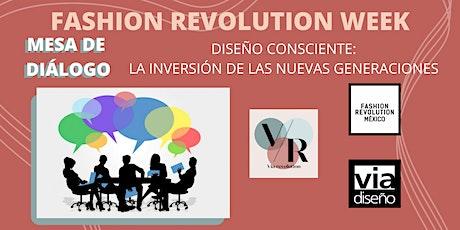 DISEÑO CONSCIENTE; LA INVERSIÓN DE LAS NUEVAS GENERACIONES entradas