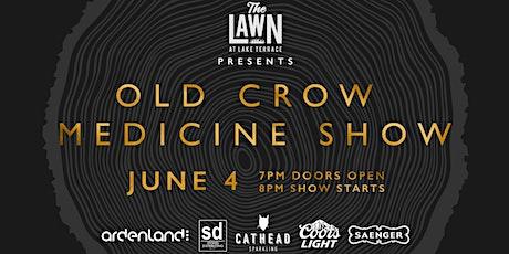 Old Crow Medicine Show tickets