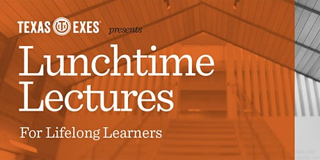 May 2021 Virtual Lunchtime Lecture tickets