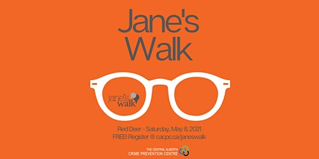 Jane's Walk - Red Deer tickets