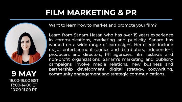 Global Filmmaking Conference image