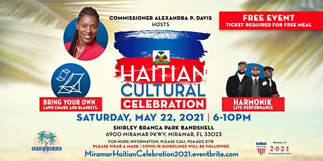 Haitian Cultural Celebration 2021 tickets