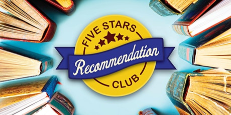 Five Stars Recommendation Club (A Slover Library Book Club) tickets
