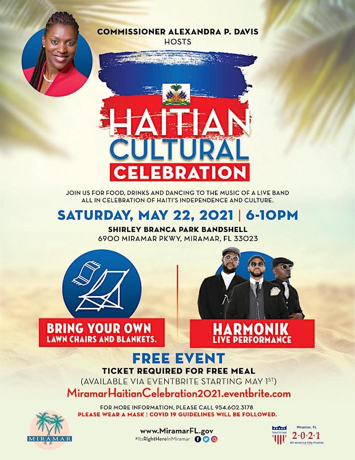 Haitian Cultural Celebration 2021 image