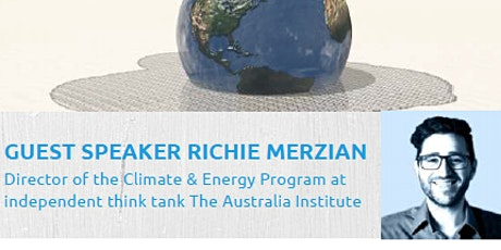 Australia, a Climate Leader or Global Laggard?   Richie Merzian TAI tickets