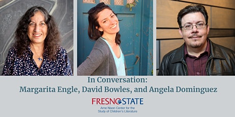 In Conversation: Margarita Engle, David Bowles, and Angela Dominguez tickets