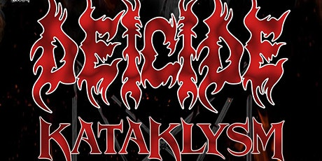Deicide , Kataklysm , Internal Bleeding , Begat the Nephilim tickets
