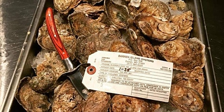 The Cuisine of the Chesapeake Bay tickets